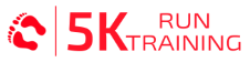 5K Run Training Logo